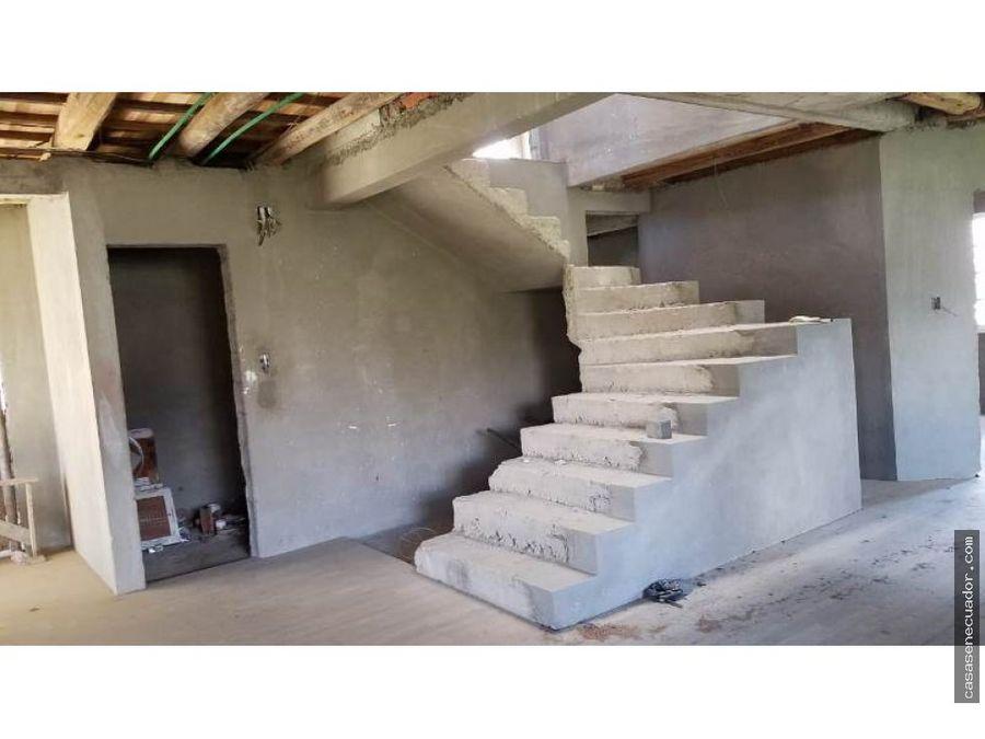 vendo casa con terreno 1543 mts sector carmen de sinicay