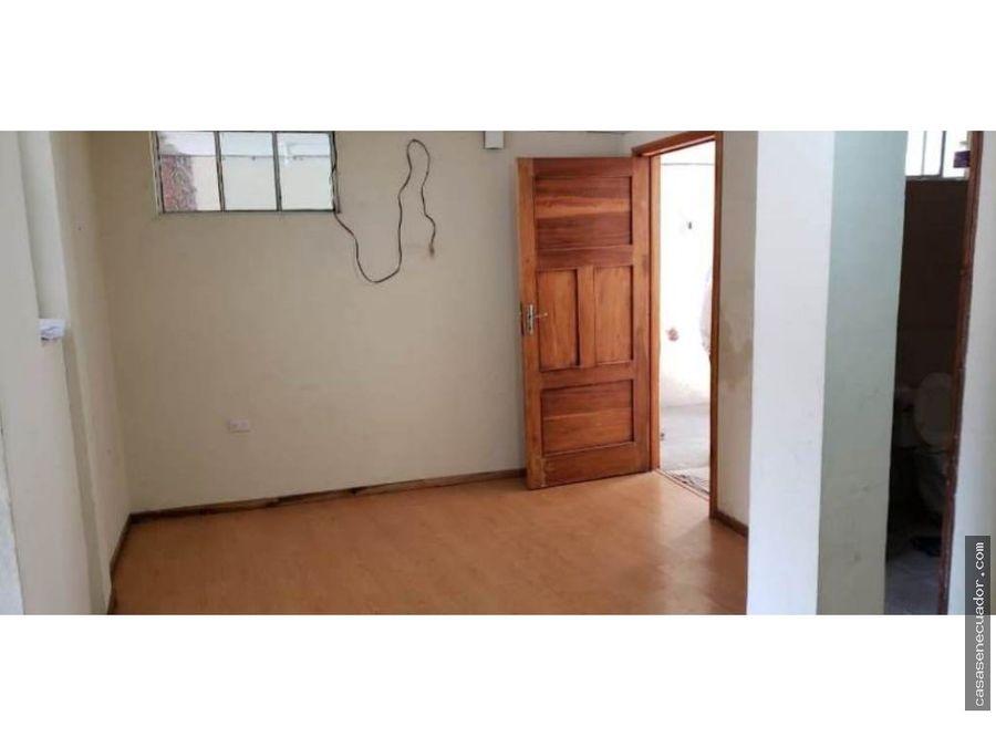 vendo casa mas departamento en totoracocha