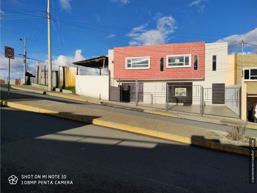 vendo casa comercial entrada a la uncovia 198000 neg