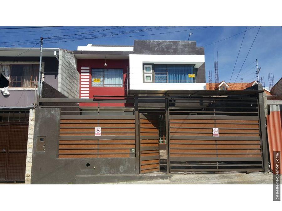 se vende bonita casa amplia sector y del cebollar 133000 neg