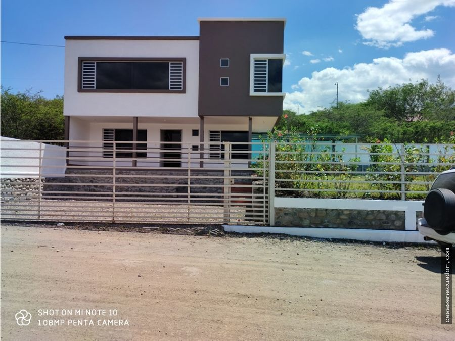 oportunidad vendo quinta con piscina en yunguilla 98500 neg