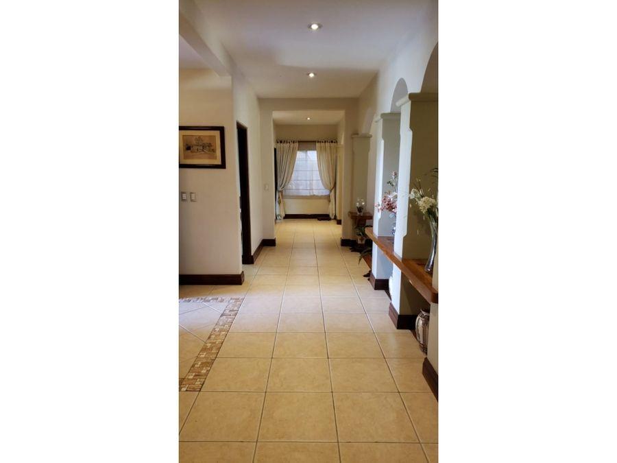 venta o alquiler casa hacienda real rio oro santa ana vhp clv272