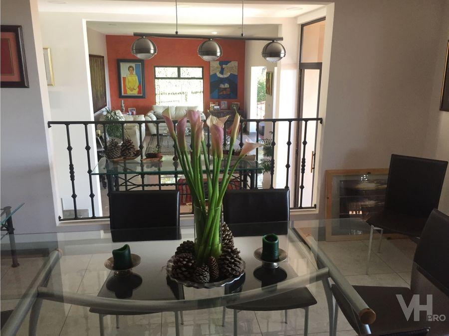 venta casa piscina propia 1mll condo vpn brasil santa ana vhp cl271