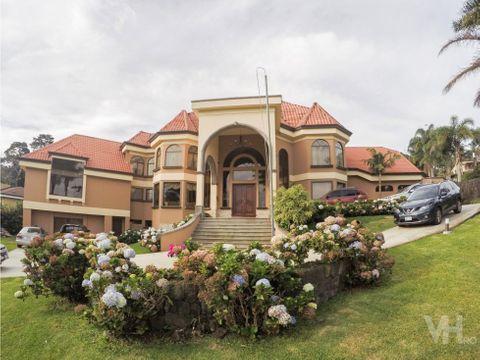 venta casa de lujo san rafael de heredia vhp cv237