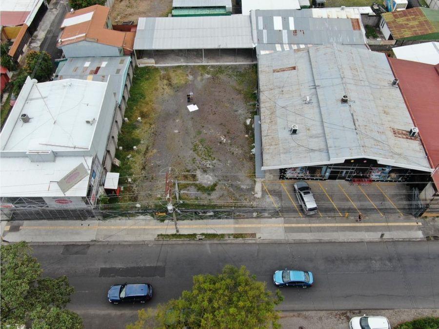 alquiler 3500 propiedad comercial alto transito santa ana vhp pcv506