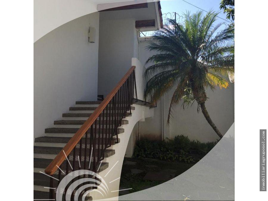 casa en alquiler altamira
