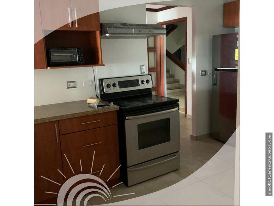 alquiler de apartamento torre la loma