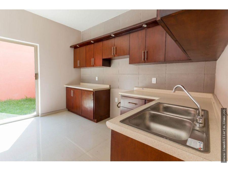 casa santoriny en venta en fraccionamiento terranova