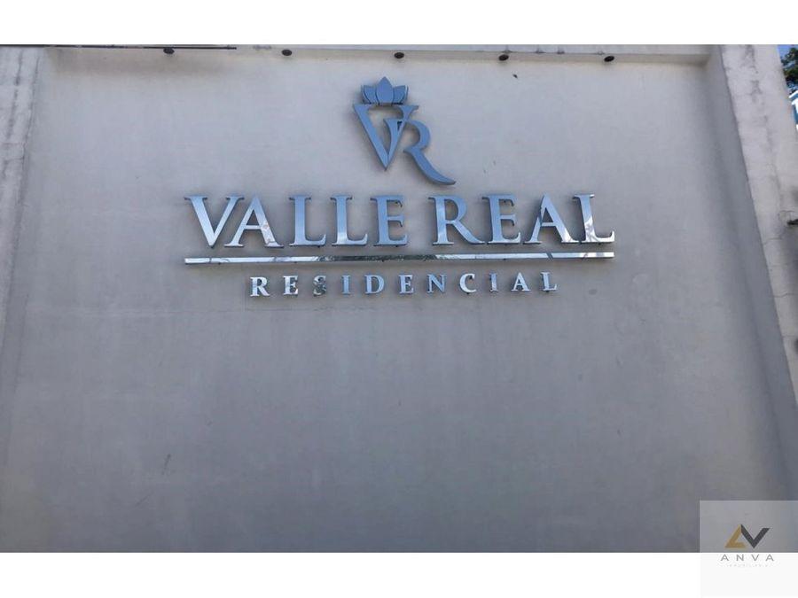 lotes en venta en residencial valle real