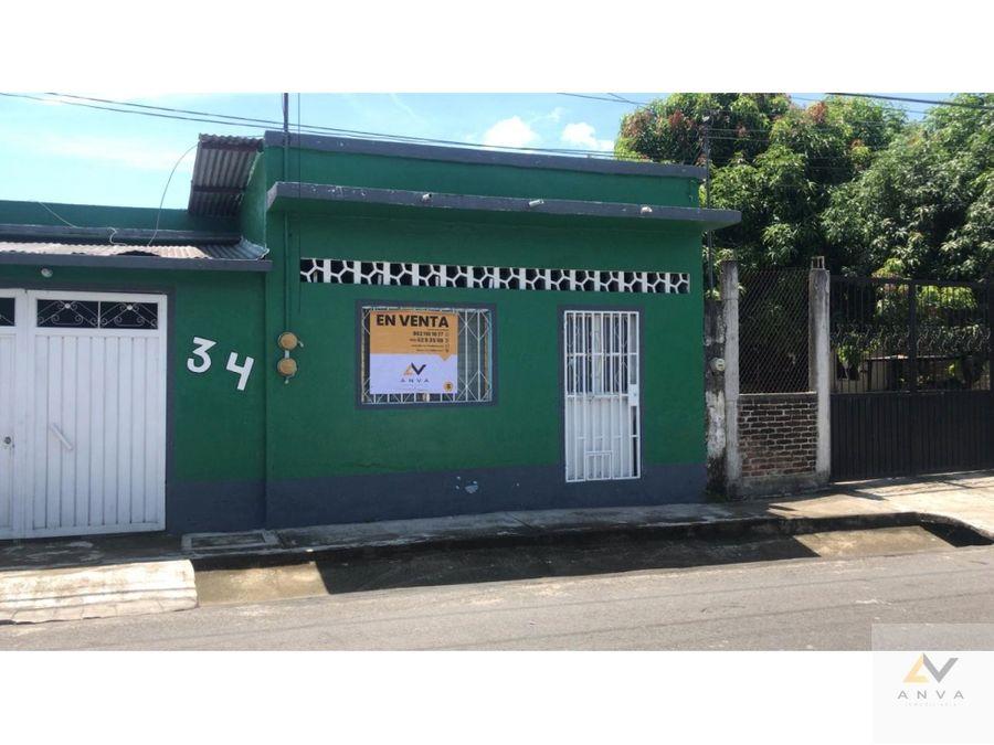casa en venta en xochimilco tapachula chiapas
