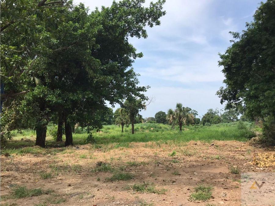 hectareas a un costado del fraccionamiento rincon del bosque