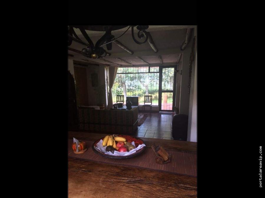 casa campestre guatavita cundinamarca