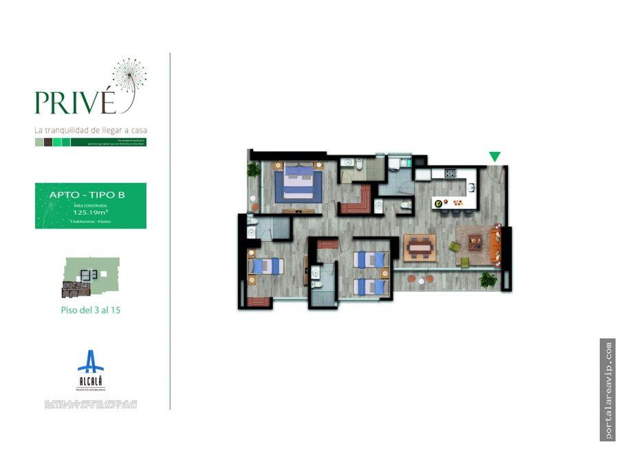 venta apartamento nuevo castellana