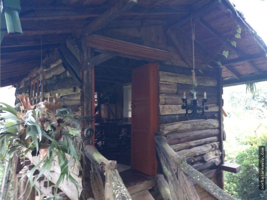 venta casa campestre tipo cabana salento