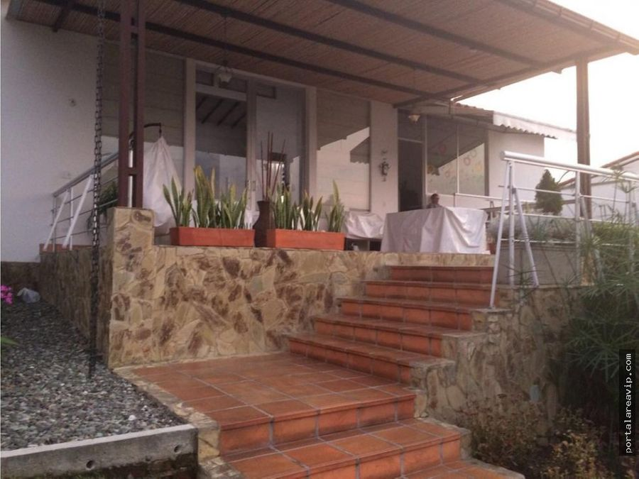 casa campestre armenia