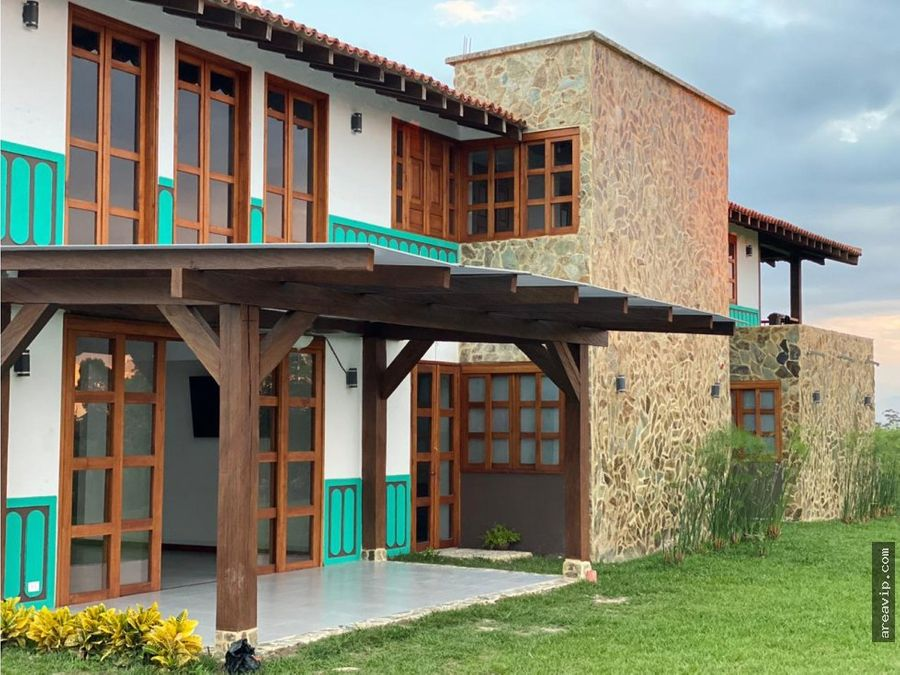 venta casa campestre montenegro