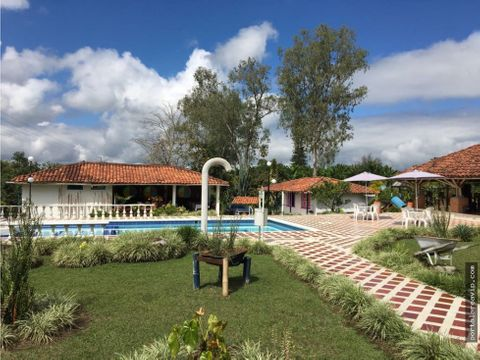 venta finca hotel montenegro