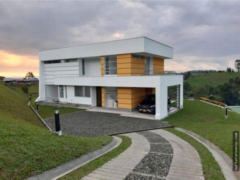 venta proyecto casas campestres norte