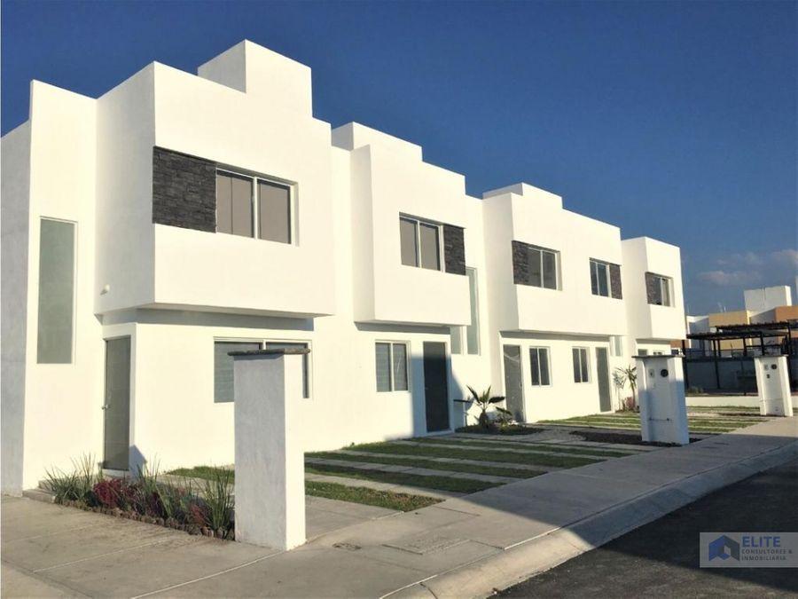 venta de casa en zona poniente queretaro