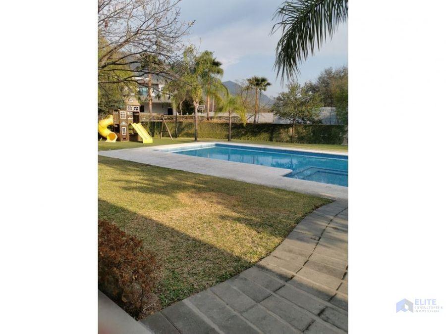 venta de casa en cerezos residencial