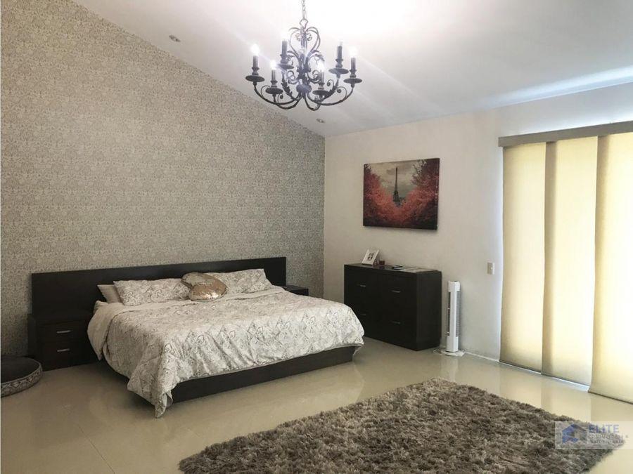 casa en venta en aurea residencial