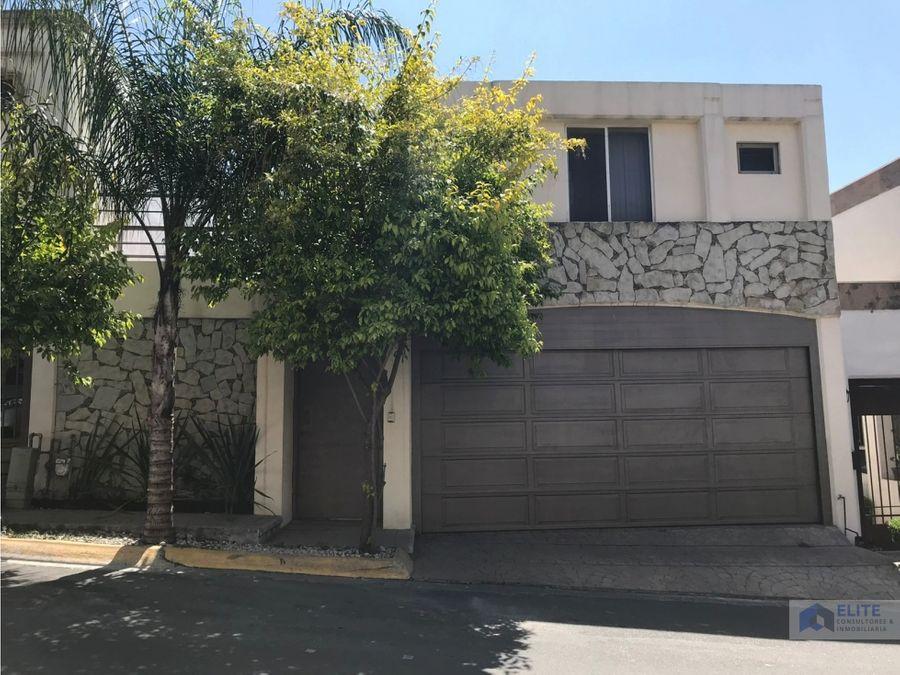 venta de casa en cerradas de cumbres