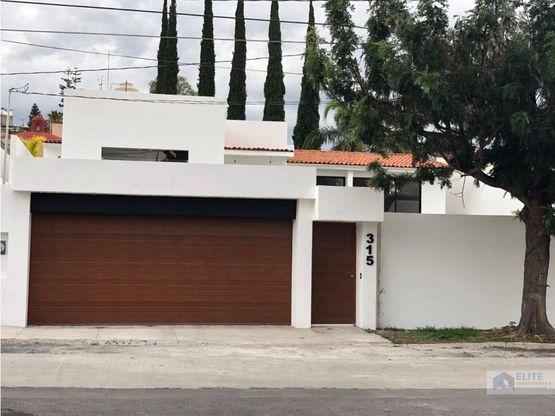 casa en venta en cumbres del lago juriquilla