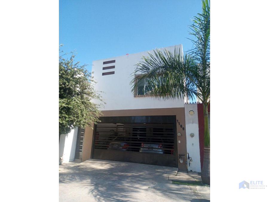 casa en venta en cumbres san agustin segundo sector