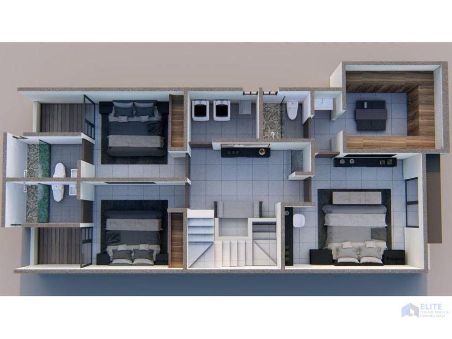 venta de casa modelo zafiro cumbres santoral
