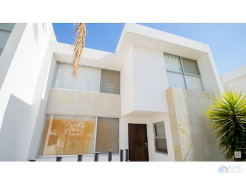 casa en venta en residencial el refugio queretaro