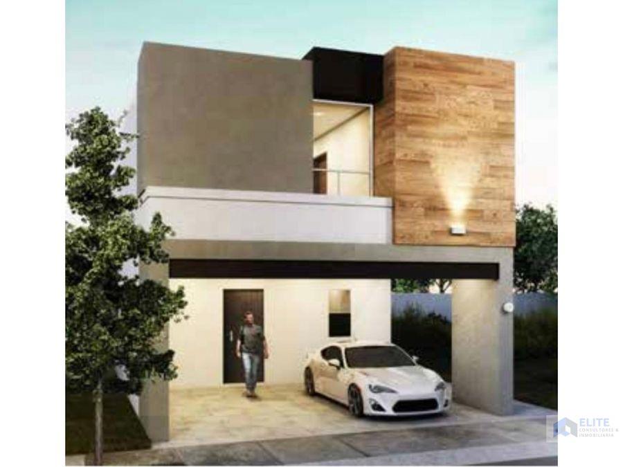 venta de casa modelo viana