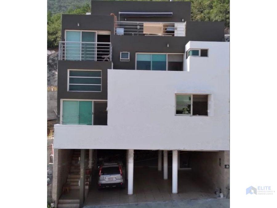 venta de casa en privada cumbres 2 sector