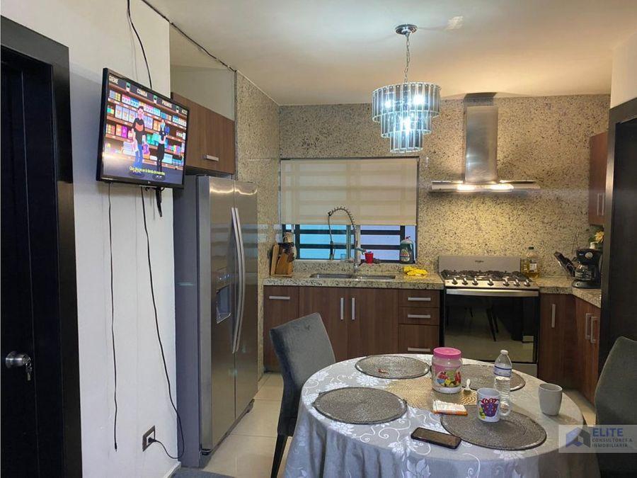 venta de casa en cumbres elite 5to sector
