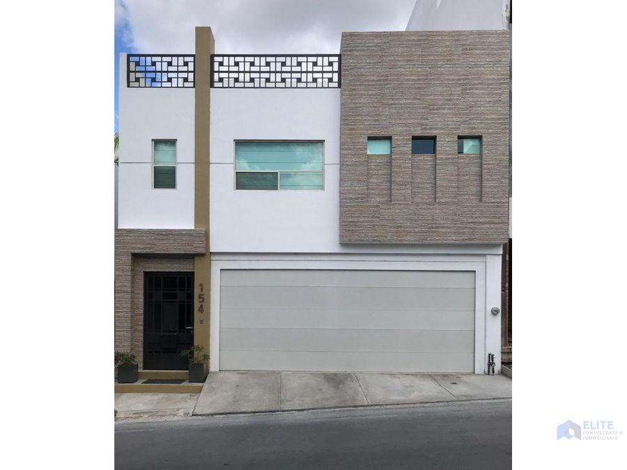 venta de casa en cumbres elite