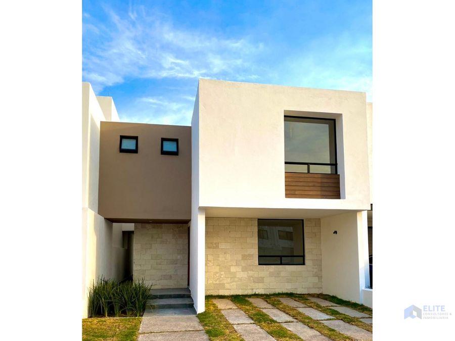 casa en venta en milenio queretaro