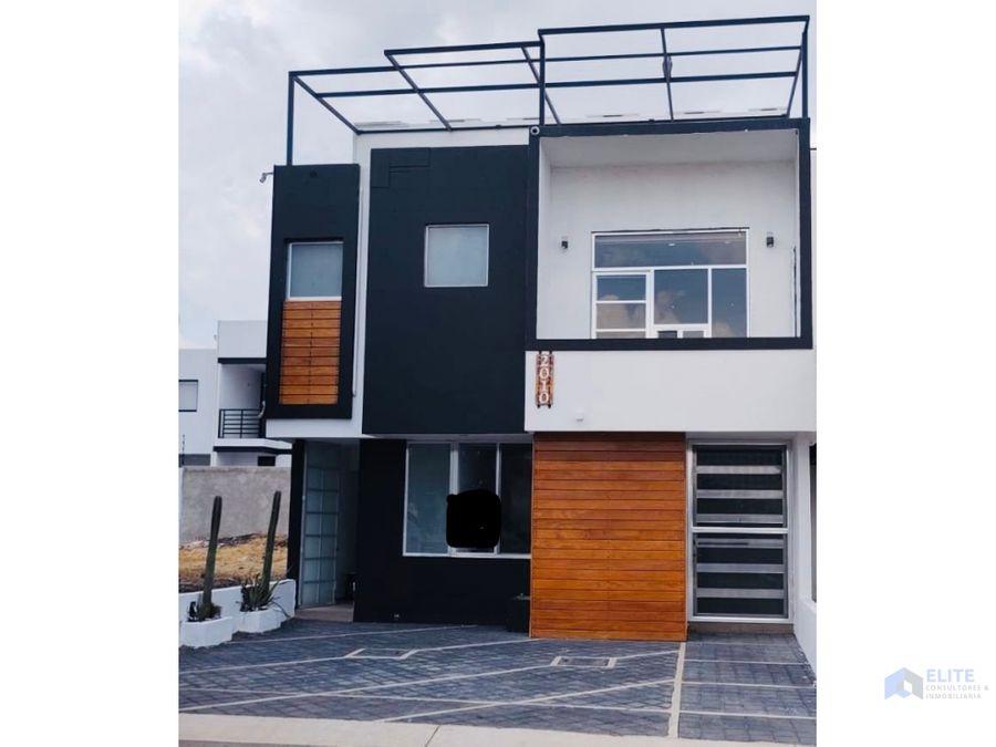 casa en venta en gran reserva juriquilla
