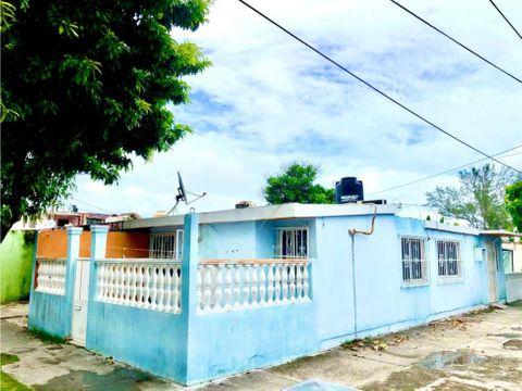 casa en venta en inf las brisas veracruz