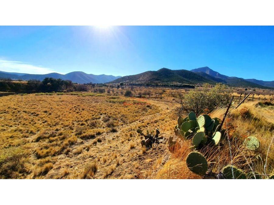 venta de rancho en el ejido el tunal arteaga coahuila