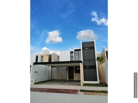 residencial yaax beh modelo c