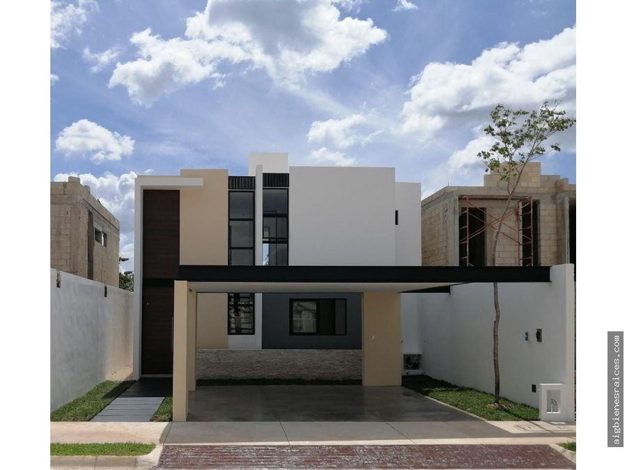 residencial yaax beh modelo d