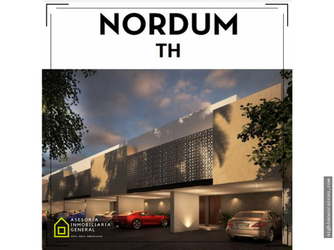 town house nordum