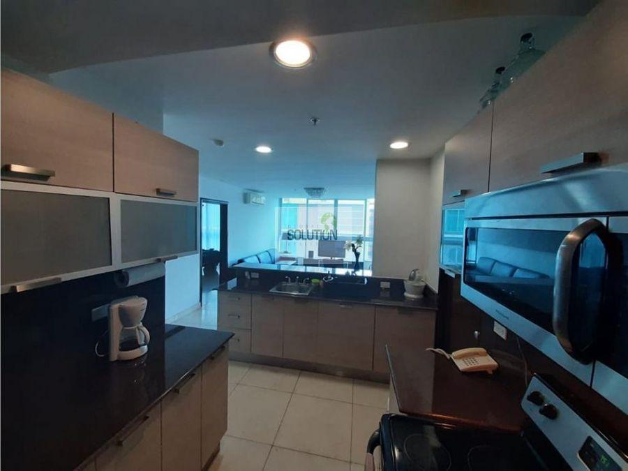 se alquila hermoso apartamento full amoblado