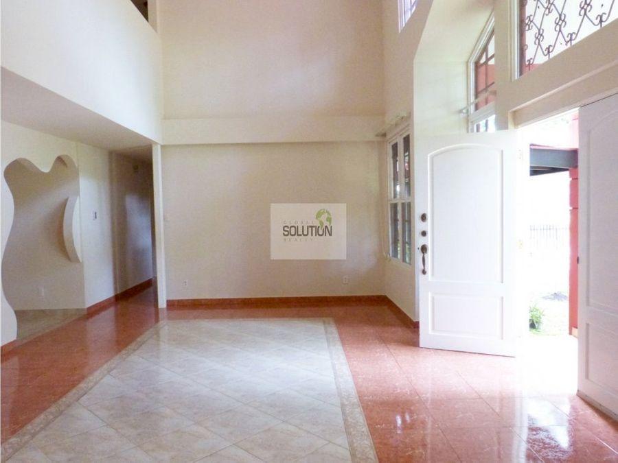 casa en alquiler clayton ciudad de panama