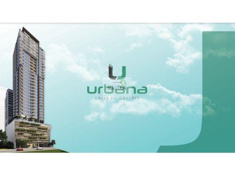 proyecto nuevo urbana