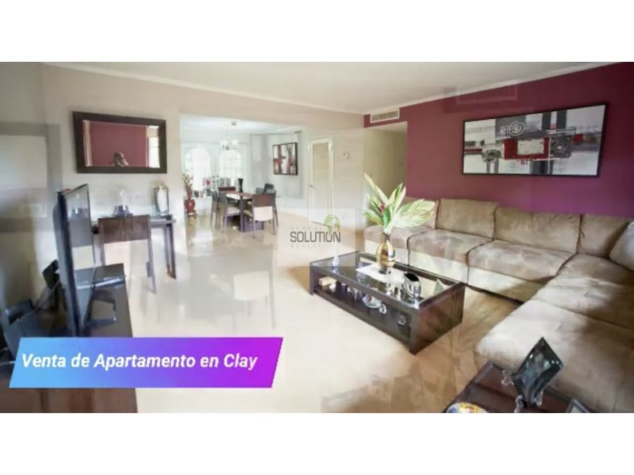 se vende apartamento en clayton ciudad de panama