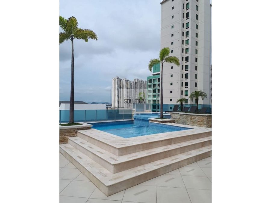 se vende apartamento ph waterfall san francisco ciudad de panama