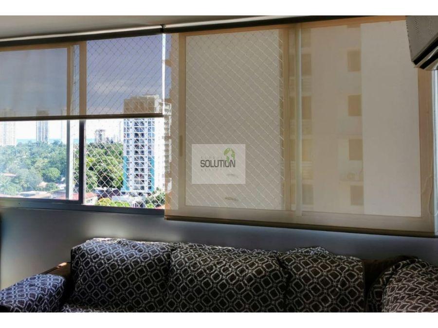 se vende apartamento altos de golf ciudad de panama