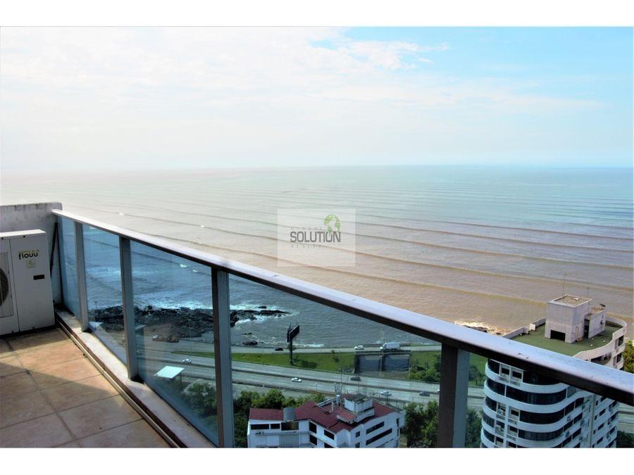 hermosa propiedad con vista al mar