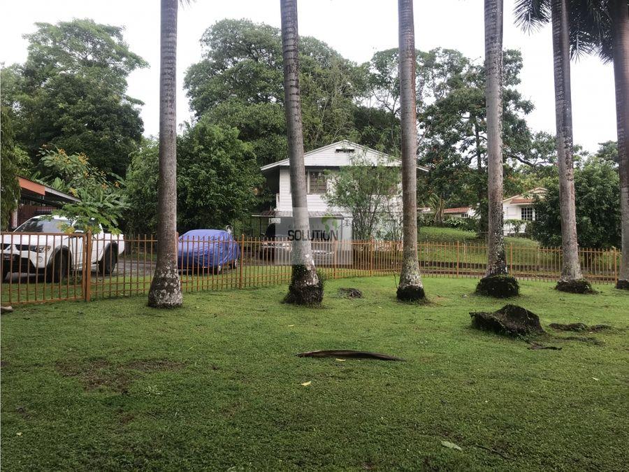 se vende casa duplex los rios ciudad de panama
