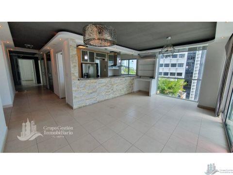 apartamento en alquiler con opcion a compra en san francisco 205m2